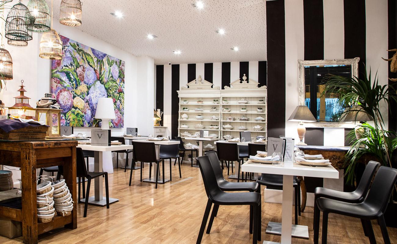 Restaurante Veloute Sevilla